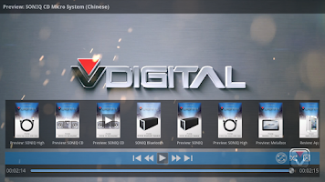 Screenshot of Cinavision TV