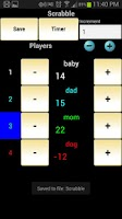 Screenshot of ScoreKeeper (Free)