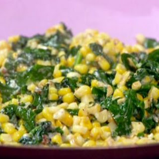 Creamed Corn And Spinach Recipes