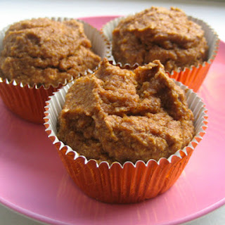 Healthy Multigrain Pumpkin Muffins