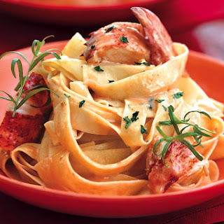 Lobster Pasta Cream Sauce Recipes