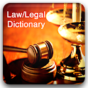 Law/Legal Dictionary icon