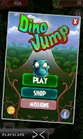 Screenshot of Dino Jump