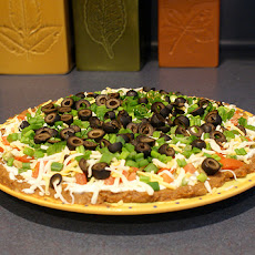 The Biggest Loser 7 Layer Dip