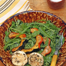 Balsamic Vinaigrette for Roasted Acorn Squash Salad