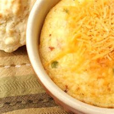 Grits and Ham Casserole