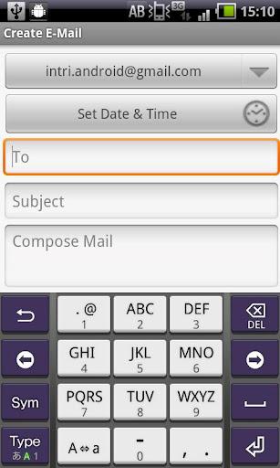 【免費通訊App】Timer Gmail Free-APP點子