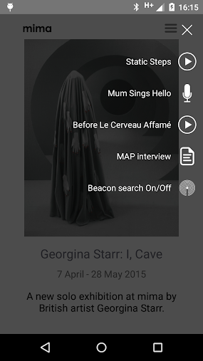 mima beacon APK
