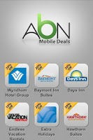 Screenshot of ABN Hotels