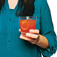 Fizzy Old-Fashioned