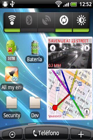 Traffic Cams Widget Demo