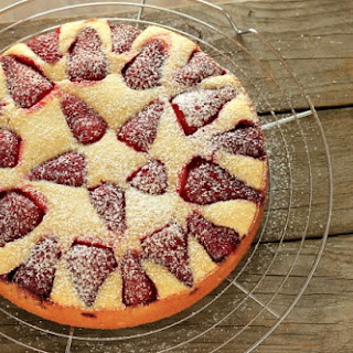 Strawberry Buttermilk Cake Recipes