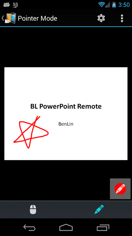 BL PowerPoint Remote - Free Screenshot 4