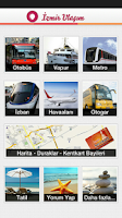 Screenshot of Izmir Transportation