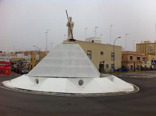 Estatua Al Salinero