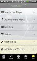 Screenshot of wt360 Pro