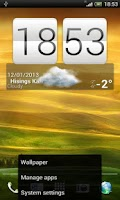 Screenshot of HTC.EleganceX CM10/CM10.1