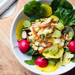 Modern Coronation Chicken Salad