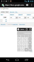 Screenshot of AirCalc On-Screen calculator