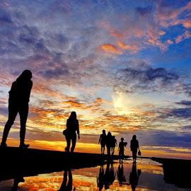 destination by Fajrin Ar Rahman - Landscapes Sunsets & Sunrises