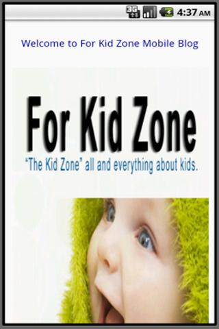 For Kid Zone