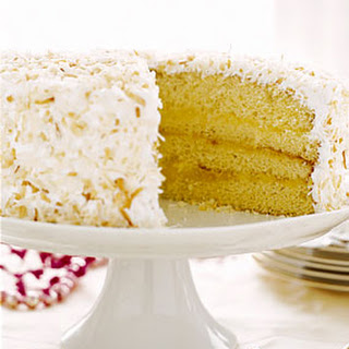 Ambrosia Layer Cake