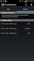 Screenshot of tPacketCapture