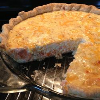 salmon quiche southern food about com seasoning salt salmon eggs ...