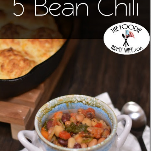 Five Bean Chili