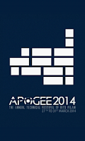 Screenshot of APOGEE 2014