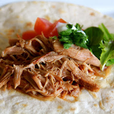 Spicy Shredded Pork