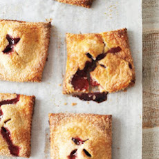 Blackberry-Raspberry Hand Pies