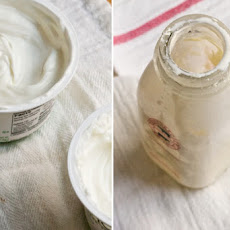 Homemade Yogurt Ice Cream