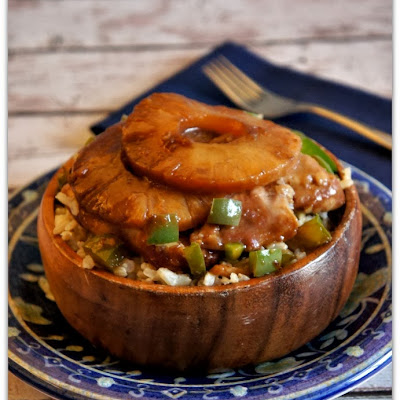 Easy Recipe for Slow Cooker Hawaiian Chicken