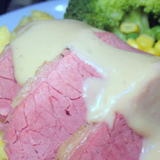Clove & Orange Silverside/Corned Beef (Slow Cooker/Crock Pot