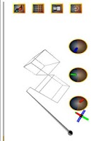 Screenshot of Draw3D Lite