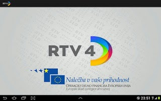Screenshot of RTV Slovenija – RTV 4D
