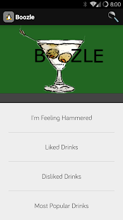 Boozle - screenshot