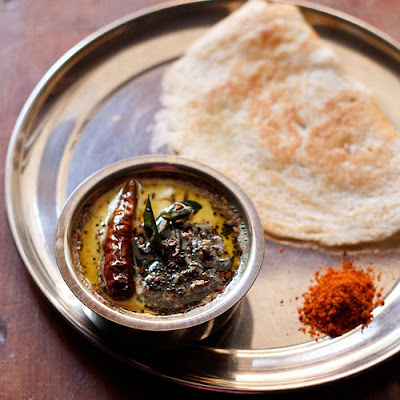 Coconut Chutney Recipe for Dosa, Idli and Medu Vada
