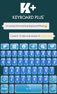 Diamond Keyboard - screenshot