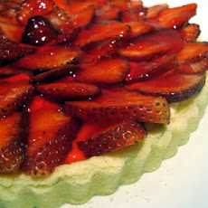 Easy Strawberry Tart