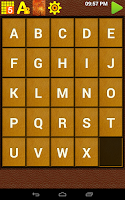 Screenshot of SLIDE PUZZLE
