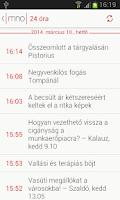 Screenshot of MNO