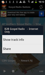 Gospel Radio Worldwide - screenshot