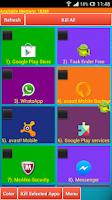 Screenshot of Task Ender Free