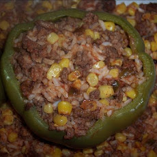 A-1 Savory Stuffed Bell Peppers