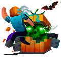 Halloween Craft: Mine Horror APK for Bluestacks