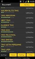 Screenshot of Ro Taxi