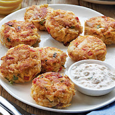 Crab Cakes with Cajun Rémoulade