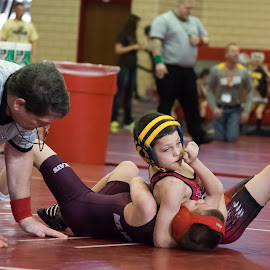 Squeeeeze! by Tabitha Cowan - Sports & Fitness Other Sports ( indiana, wrestling, youth wrestling, siewc, princeton indiana )